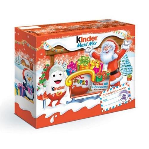 Подарок новогодний Киндер  Посылка Т1*10 / Kinder