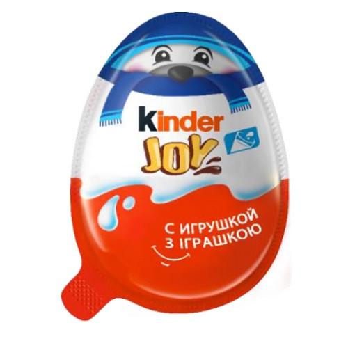Киндер Джой / Kinder Joy  НОВОГОДНИЙ Т1