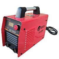 Сварочный инверторный аппарат EDON MMA LV 200, фото 1