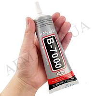 Клей силиконовый B7000 Baojiesi 3мл в тюбике прозрачный