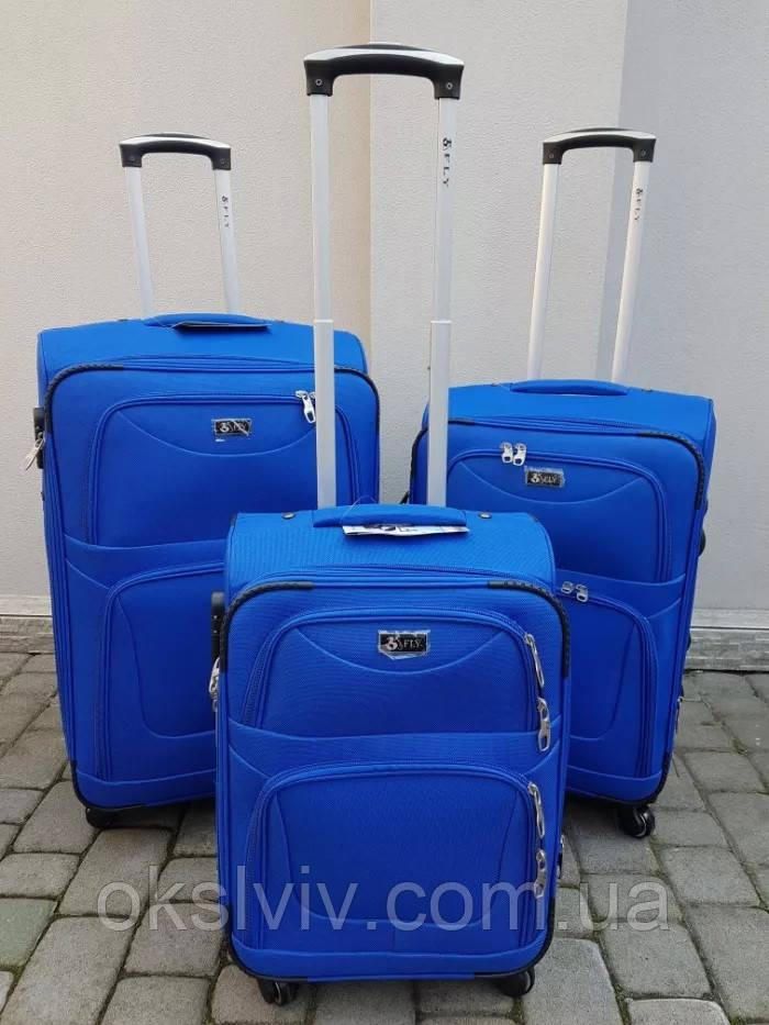 FLY 1220 Польща на 4-х колесах валізи чемоданы сумки на колесах