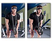 Упряжь для тренировки мышц шеи Onhillsport D3 (OS-0337)