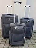 FLY 1220 Польща на 4-х колесах валізи чемоданы сумки на колесах, фото 2