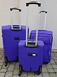 FLY 1220 Польща на 4-х колесах валізи чемоданы сумки на колесах, фото 3