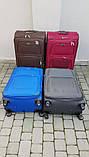 FLY 1220 Польща на 4-х колесах валізи чемоданы сумки на колесах, фото 4