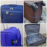 FLY 1220 Польща на 4-х колесах валізи чемоданы сумки на колесах, фото 5