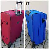 FLY 1220 Польща на 4-х колесах валізи чемоданы сумки на колесах, фото 6