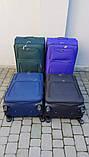 FLY 1220 Польща на 4-х колесах валізи чемоданы сумки на колесах, фото 8