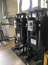 Ремонт и обслуживание адсорбционных осушителей сжатого воздуха