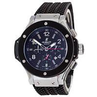 Часы наручные (в стиле) Hublot Big Bang Classic Automatic черные-серые-черные-красные