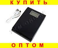 Power Bank портативная зарядка 11000mah + индикатор
