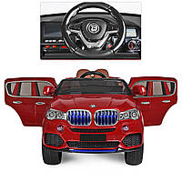 Детский электромобиль BMW X5 c MP4 M 2762 EBLR