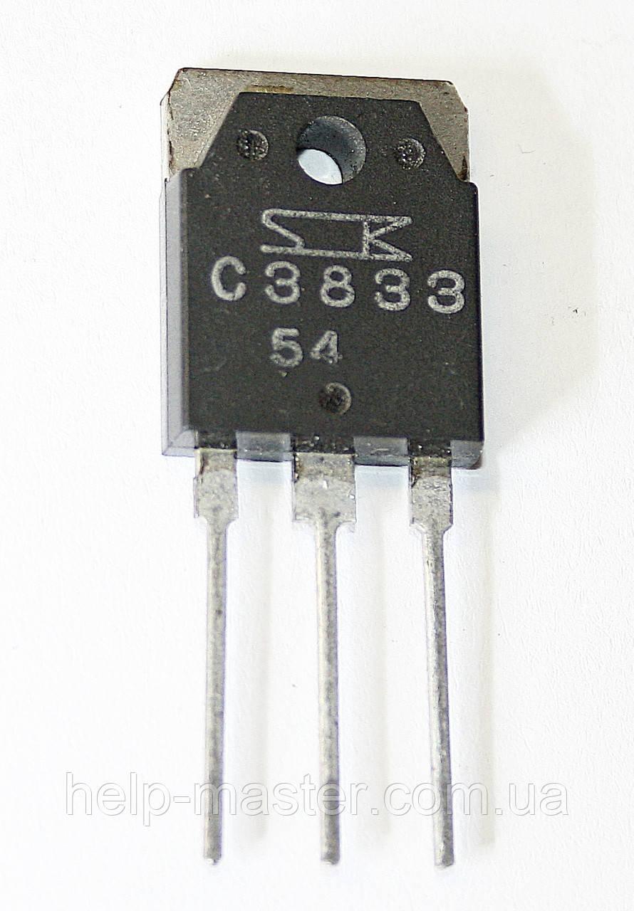 Транзистор 2SC3833 (TO-3P(N))