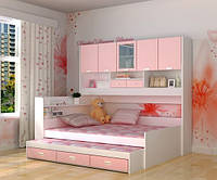 Детская кровать для двоих детей ДМ 707
