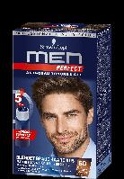 Мужская гель-краска Schwarzkopf Men Perfect №60 средний-каштановый