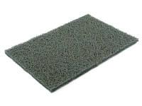 Лист - нетканный абразивный материал 152 x 229мм KORUND NPA400 ultra fine серый (ультра деликатный)