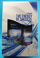 Подарочный набор для мужчин Биотон Bioton гель для душа + крем после бритья