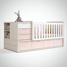 Детская комбо-кровать для новорожденных ДМ 506