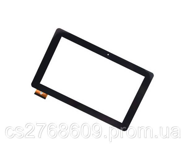 Touchscreen HOTATOUCH, C145254B1-DRFPC253T-V2.0, GSL3675 black