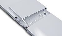 Керамический электронагревательный тёплый плинтус Uden-S UDEN-100 Белый (61-552204374)