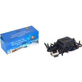 Гирлянда электрическая 100(80) лампочек цветная 275-1/В-5