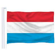 Флаг Люксембурга 90х150см