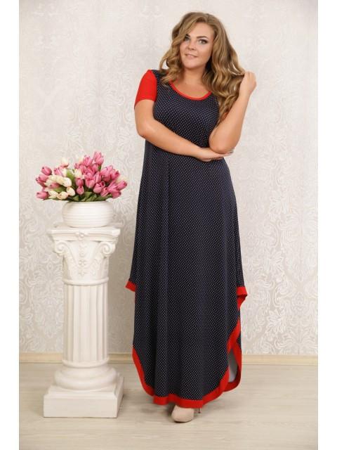 875e07e815dcf3a Платья больших размеров — купить платье для полных женщин в интернет ...
