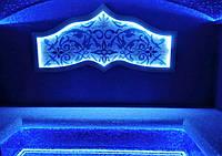 Хамам в классическом стиле 3,95м*2,6м*2,5м под ключ. Проектирование, строительство, фото 1
