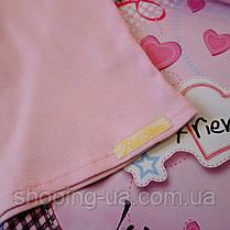 Водолазка - гольф розовый Five Stars KD0276-116p, фото 3
