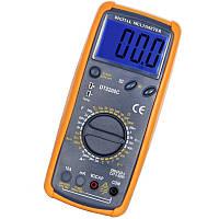Мультиметр DT8200C с измерением температуры, напряжения, силы тока