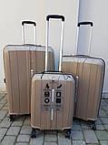 SNOWBALL 83803 Франція 100% поліпропилен валізи чемоданы сумки на колесах, фото 2