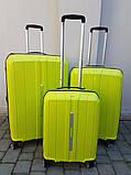 SNOWBALL 83803 Франція 100% поліпропилен валізи чемоданы сумки на колесах, фото 3
