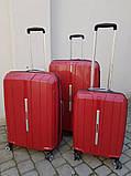 SNOWBALL 83803 Франція 100% поліпропилен валізи чемоданы сумки на колесах, фото 4