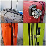 SNOWBALL 83803 Франція 100% поліпропилен валізи чемоданы сумки на колесах, фото 5