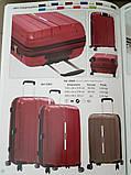 SNOWBALL 83803 Франція 100% поліпропилен валізи чемоданы сумки на колесах, фото 6