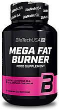 Для втрати ваги MEGA FAT BURNER 90 капсул