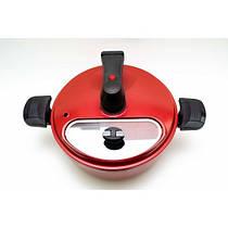 Lampcook – кастрюля с автоматическим перемешиванием и системой для слива жира