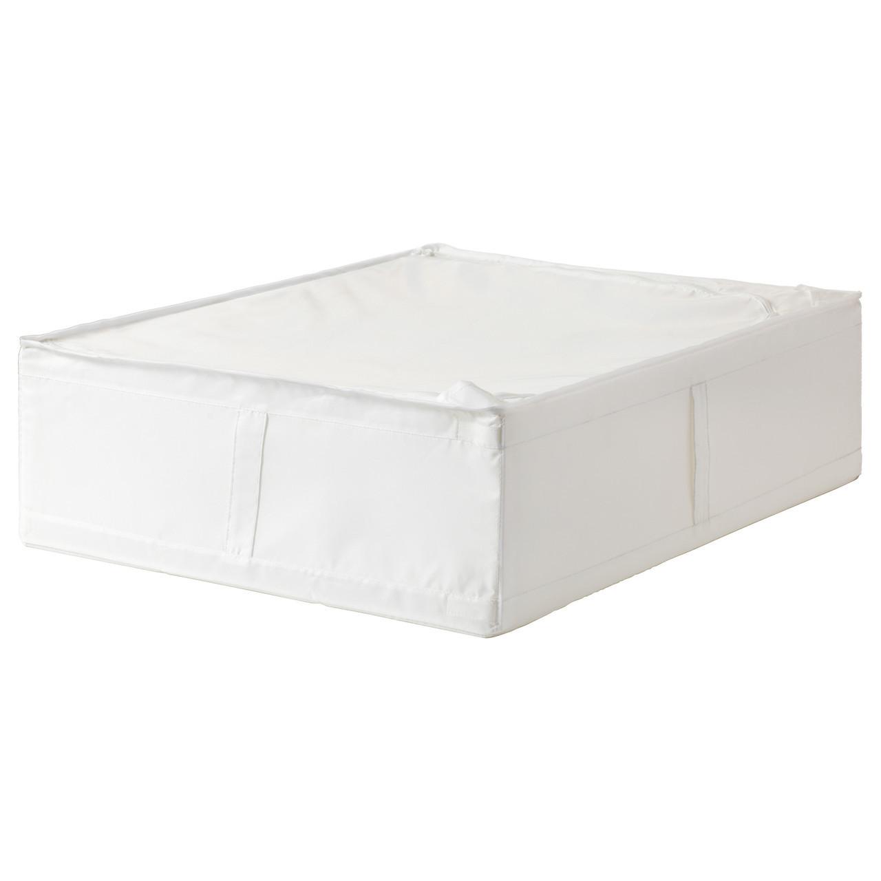 SKUBB Контейнер на одежду/постельное белье, белый 902.949.89