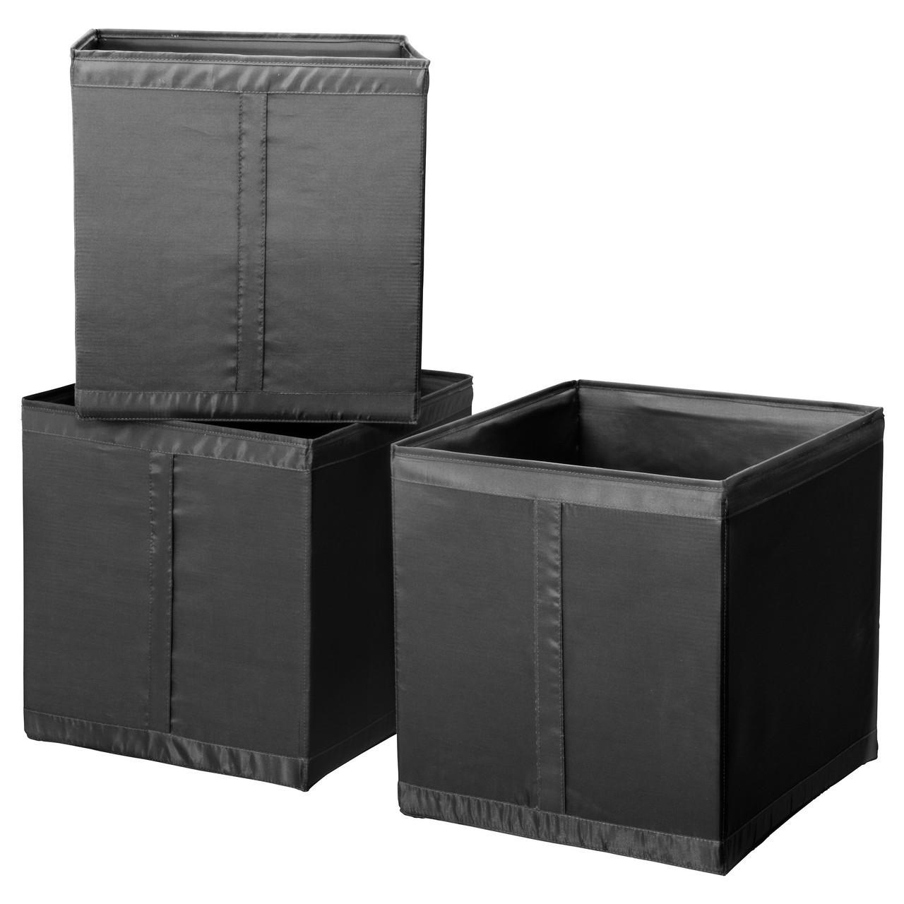 SKUBB Коробка, черный 402.105.34
