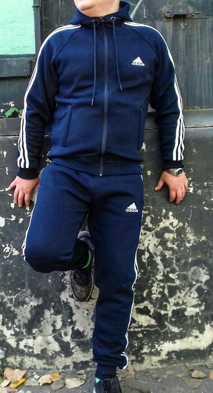 Мужской спортивный костюм Adidas (зима)