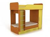 Детская двухъярусная кровать чердак Дм72, фото 3