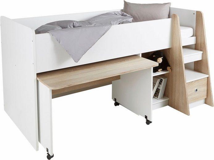 Дитяче ліжко ДМ 1005