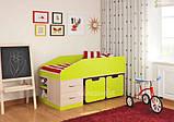 Детская двухъярусная кровать чердак ДМО 69, фото 3
