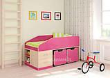 Детская двухъярусная кровать чердак ДМО 69, фото 5