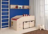 Детская двухъярусная кровать чердак ДМО 69, фото 6