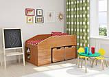 Детская двухъярусная кровать чердак ДМО 69, фото 7