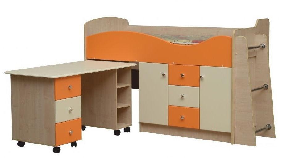 Дитяче ліжко-горище ДМО 43