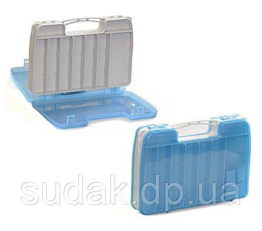 Коробка Aquatech 2546 2х-сторонняя