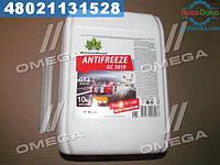 ⭐⭐⭐⭐⭐ Антифриз GreenCool GС5010, 10 кг G12 (красн.)  48021131528