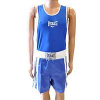 Спортивная одежда для бокса и единоборств (майка и шорты) Everlast (EV2104L2)